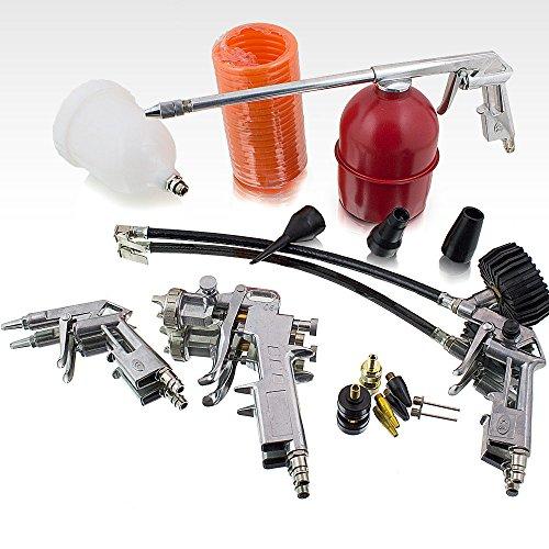 BITUXX® Druckluftkompressor 24 Liter - 9