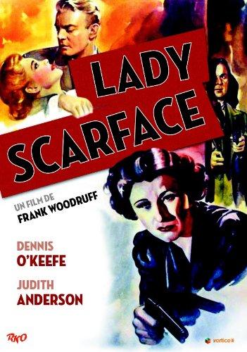 Cine Negro RKO: Lady Scarface (+ Libreto Exclusivo De 24 Páginas) (Import Dvd)