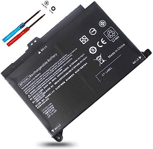 BP02XL Laptop Battery for HP Pavilion PC 15 15T-AU 15Z Series 15-AU000 15-AU010WM 15-AU018WM 15T-AW000 15Z-AW000 849909-850 849909-855 15-AU057CL 15-AU063NR 15-AU010WM 15-AU030WM 15-AU123CL 15-AU023CL