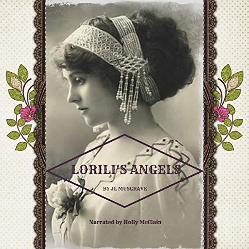 Lorili's Angels audiobook cover art