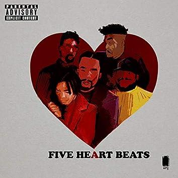 5 Heartbeats (feat. Yung Tact, Orlando Coolridge, Mani Jurdan, W.Ill & Earn Money)