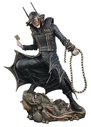 DIAMOND SELECT TOYS DC Gallery - Comic Batman Who Laughs PVC Statue (MAY182303)