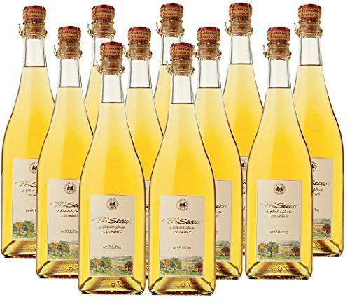 Prisecco alkoholfrei weißduft- Manufaktur Jörg Geiger - 0,75 l -12er Paket