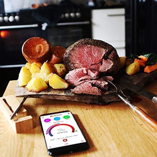 Meater Il Termometro Smart Per Una Cottura Perfetta Della Carne Compre el mejor y más reciente termometro wifi en banggood.com, ofrezca la calidad termometro wifi a la venta con envío gratuito a nivel mundial. meater il termometro smart per una