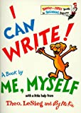 I Can Write! a Book by Me, Myself (Bright and Early Books for Beginning Beginners)