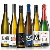 GEILE WEINE Weinpaket RIESLING Deutscher Weißwein von Winzern aus Rheingau