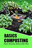 Composting Basics: Organic Composting System for Your Home: Gardening for Dummies (English Edition)