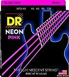 DR Strings HI-DEF NEON Bass Guitar Strings (NPB-45)
