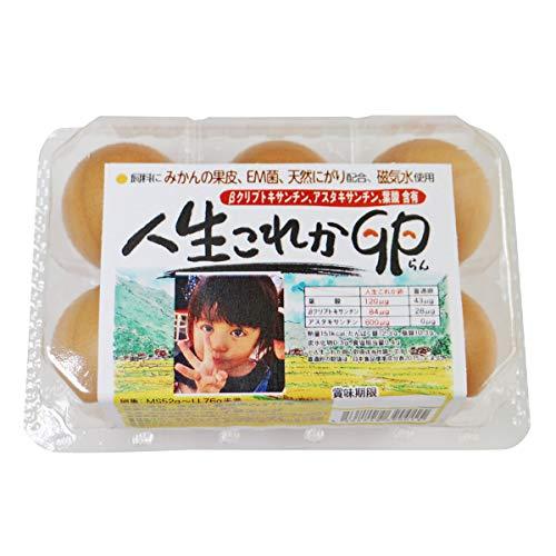 イヨエッグ 人生これか卵 6H 6個 詰合せ 卵 愛媛県産 常温 鶏卵 たまご 国産 愛媛