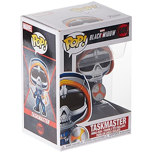 POP! Marvel: Black Widow – Taskmaster w/ Shield