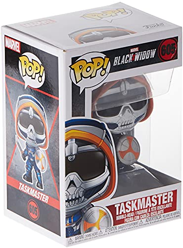 Funko POP! Marvel: Black Widow – Taskmaster w/ Shield
