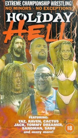 ECW - Holiday Hell 95 [VHS]
