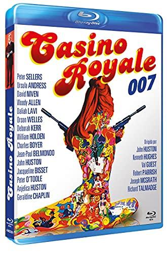 Casino Royale (Bd-R) (Blu-ray) [Blu-ray]