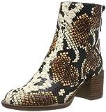 Tamaris Damen 1-1-25947-33 327 Chelsea Boots Stiefeletten, Braun Muskatin Schlange 327, 37 EU