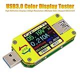 Innovateking-EU UM34 USB Tester Meter Voltmeter USB Multimeter Spannung Strom USB Spannungsprüfer...