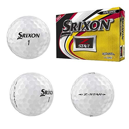 NEW 2019 スリクソン Z STAR シリーズ (Z-STAR,Z-STAR XV) ゴルフボール US仕様