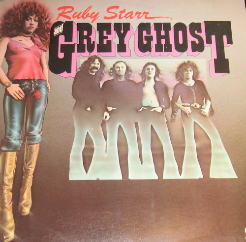 Ruby Starr and Grey Ghost