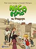 Nico, Espia En Pompeya by Pilar Lozano Carbayo (2016-03-30)