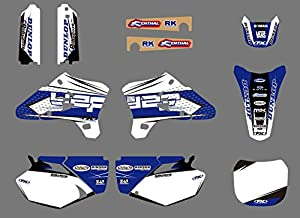 yamaha yzf 250 graphics