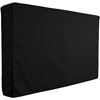 Funda protectora universal resistente al agua para usar en exteriores para televisores de plasma, LED y LCD compatible con soportes de pared estándar #29047 36-38 negro: Amazon.es: Electrónica