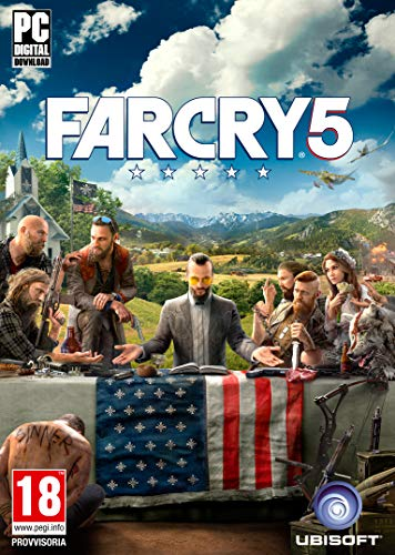 Far Cry 5 - Standard Edition - Standard   PC Download -...