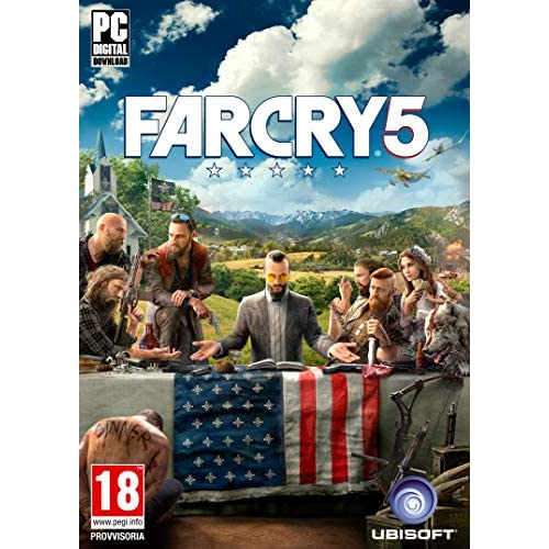 Far Cry 5 | Standard Edition | Codice Uplay per PC