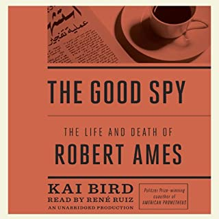 The Good Spy audiobook cover art