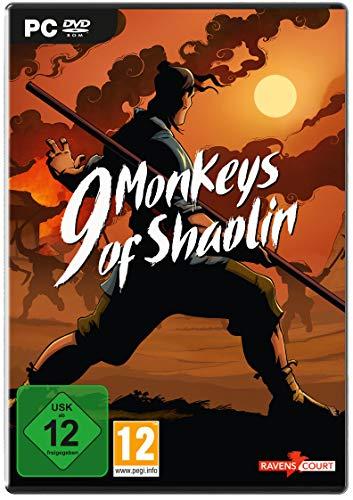 9 Monkeys of Shaolin [PC]