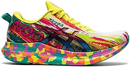 ASICS Women's Noosa Tri 13 Running Shoes, 8, HOT Pink/Sour Yuzu
