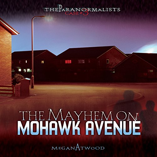 The Mayhem on Mohawk Avenue audiobook cover art