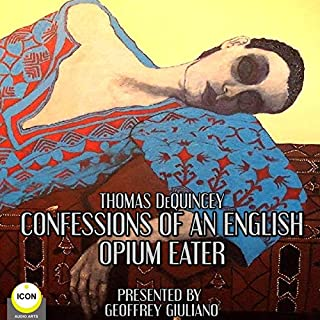 Confessions of an English Opium Eater cover art