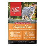 Orijen Dry Cat Food, Grain Free, Premium Fresh and Raw...