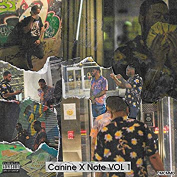 Canine X Note Vol.1