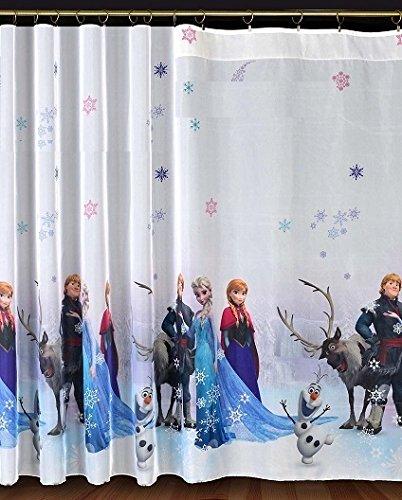 Bébé Décor Neuf Voile Voilage Enfants la Reine des neiges 150 cm x 150 cm