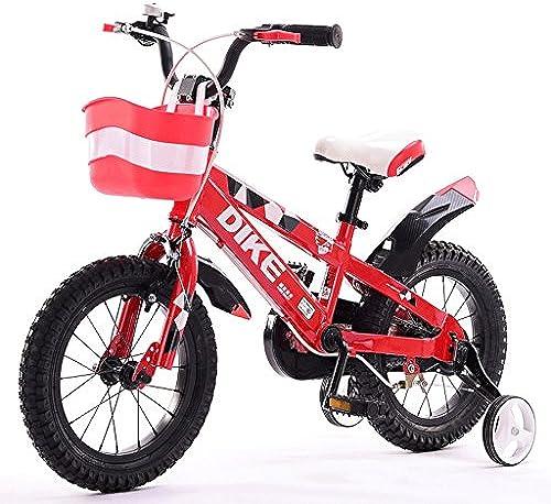 DGF Kinder fürrad 12 14 16 18 Zoll 3-12 Jahre Alt Jungen und mädchen Baby Bike Dreirad