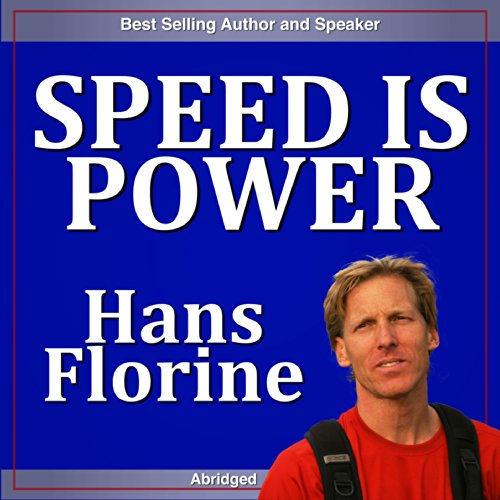 Speed is Power cover art