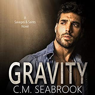 Gravity (Savages and Saints) (Volume 2) audiobook cover art