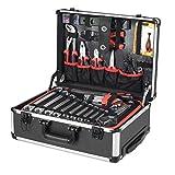 Ribelli 500383 Maletín de herramientas con ruedas