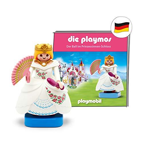tonies Hörfiguren für Toniebox: die PLAYMOS Hörspiel - Der Ball im Prinzessinnen-Schloss Figur - ca. 60 Min - ab Jahre - DEUTSCH