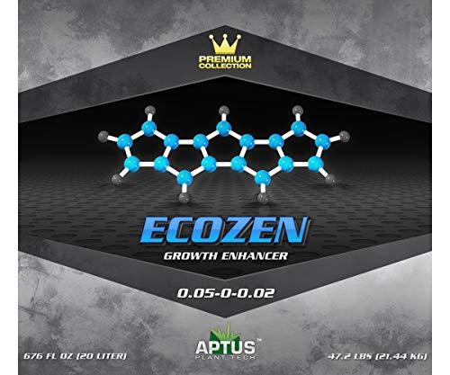 Aptus AP14030 Ecozen 20L Growth Enhancer, 20 Liter, Nutrient