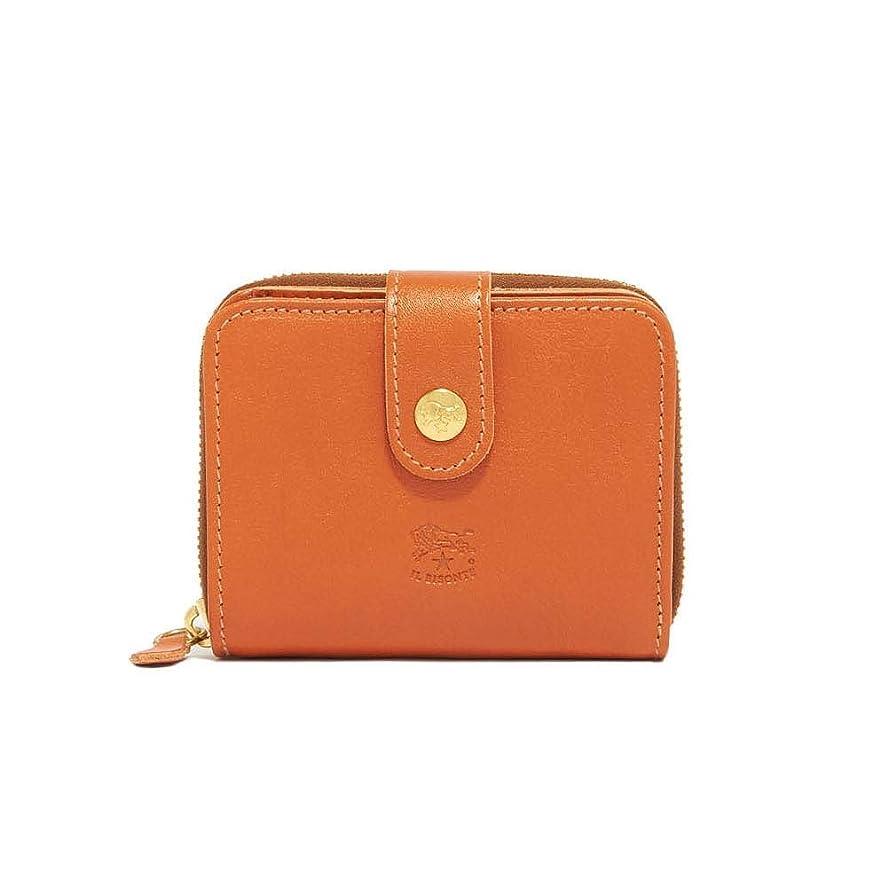 スケジュール政策符号(イルビゾンテ) IL BISONTE 二つ折財布 #C0960 LL901 並行輸入品