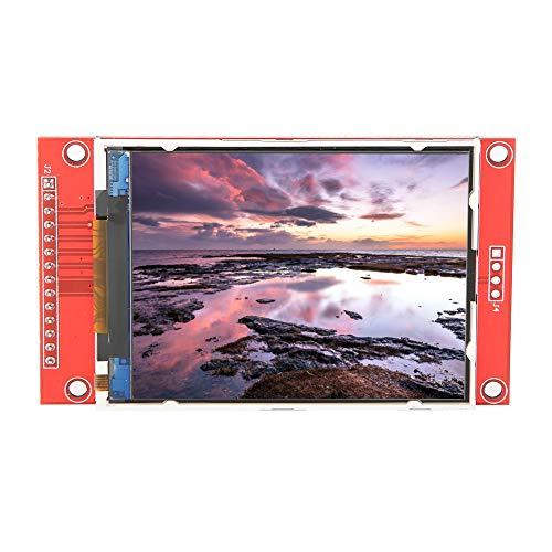 LCD Display Modul 2,8 Zoll TFT LCD Display Modul ILI9341 240x320 5V/3.3V SPI TFT LCD Display Modul mit SD Card Cage LCD Display Modul mit PCB (Ohne Touch)