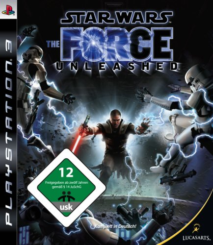 Star Wars - The Force Unleashed [import allemand]