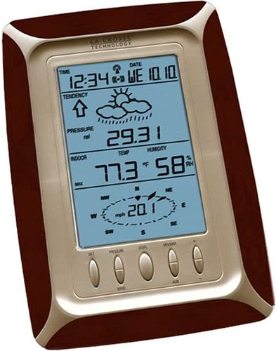 La Crosse Technology WS-2308CH Station Professional Regular discount Max 56% OFF Weather Che