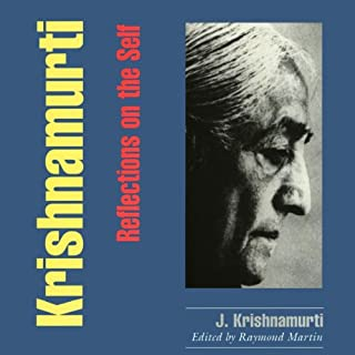 Krishnamurti: Reflections on the Self cover art