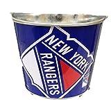 New York Rangers NHL Hockey Beer Ice Bucket Cooler 5 Quart