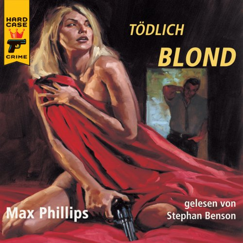 Tödlich Blond audiobook cover art