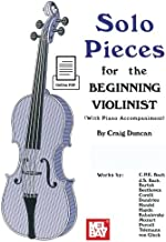 Best solo pieces for the beginning violinist Reviews