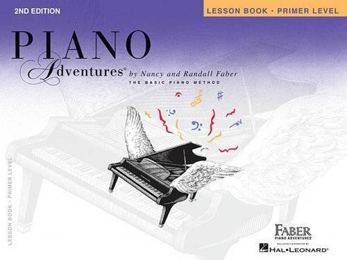 Piano Adventures : Lesson Book - Primer Level (2nd Edition): Noten, Sammelband, Lehrmaterial für Klavier