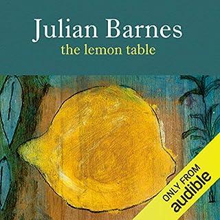 The Lemon Table audiobook cover art